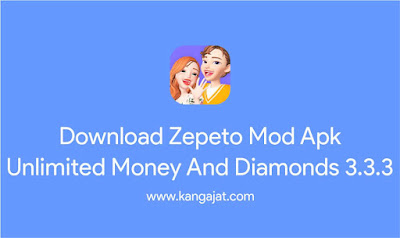 zepeto mod apk unlimited money and diamonds