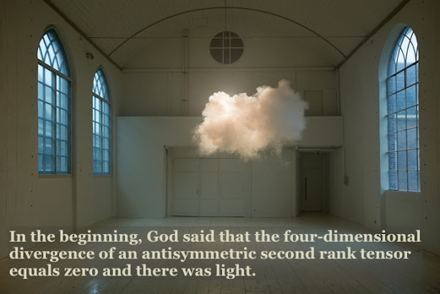 Berndnaut Smilde (Installation Artist) Cloud inside an empty church. In the Beginning. marchmatron.com