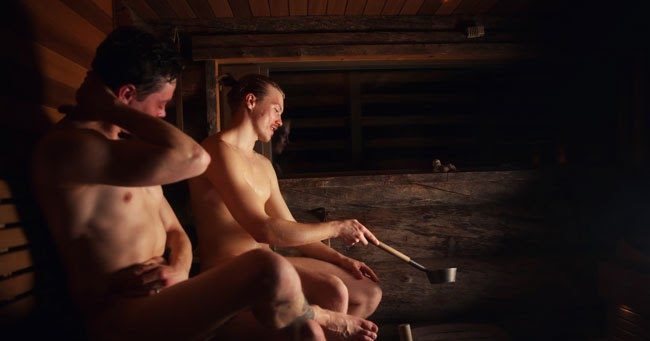 Naked Sauna in Finland - my personal experiences