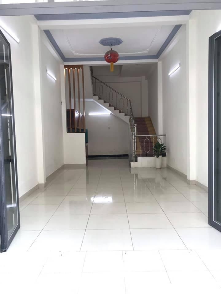 Bán nhà hẻm 118 Tân Hương phường Tân Quý quận Tân Phú. DT 4x12m