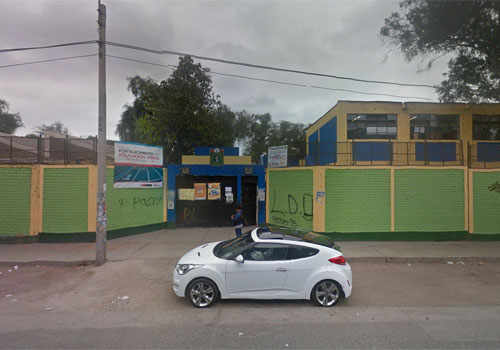 Escuela JUAN PABLO VIZCARDO Y GUZMAN - Lima Cercado