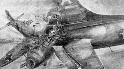 Los pilotos suicidas de Hitler