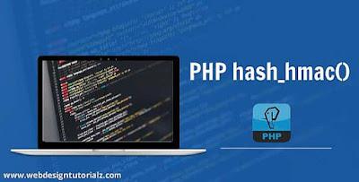 PHP hash_hmac() Function