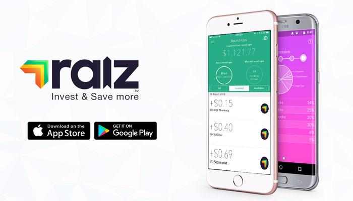 Aplikasi Raiz Investasi Reksadana