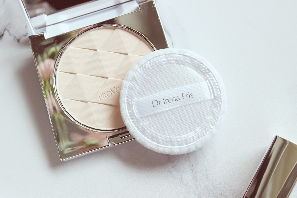 Puder w kompakcie COMPACT POWDER - translucent touch N°100 dr irena eris