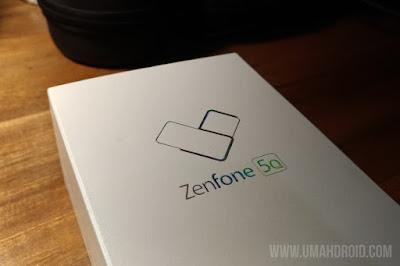 Zenfone 5Q Android Oreo