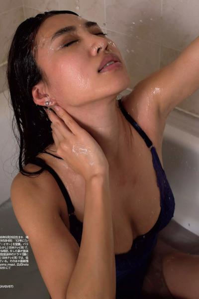 Megu Aoyama 青山めぐ, FLASH 2019.06.18 (フラッシュ 2019年6月18日号)
