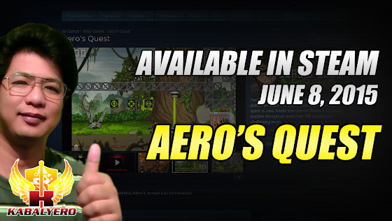 Aero's Quest ★ Available In STEAM On June 8, 2015 ★ Indie Game Spotlight