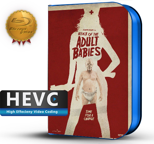 Attack of the Adult Babies (2017) 1080P HEVC-8Bits BDRip Ingles (Subt.Esp)(Terror)