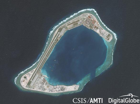 """Trung Quốc vẫn đang coi thường chủ quyền của các nước trên Biển Đông và lời """"nhắc nhở"""" của Việt Nam"""