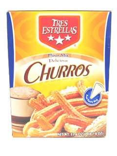 Churros Calientes