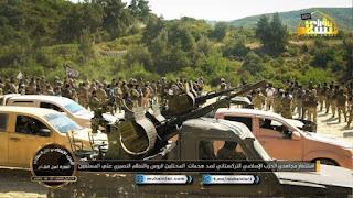 Allahu Akbar! Pejuang Suriah Rebut 4 Puncak Bukit dan Membunuh 35 Pasukan Syiah di Latakia