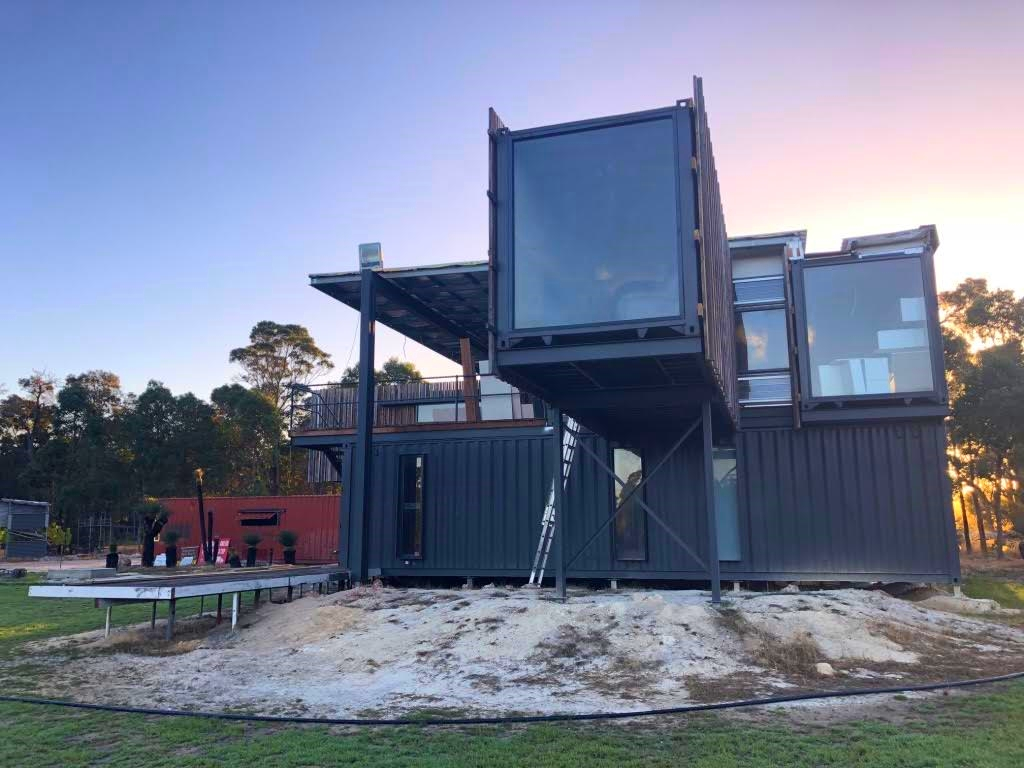 Shipping Container Homes Amp Buildings Kaloorup Shipping