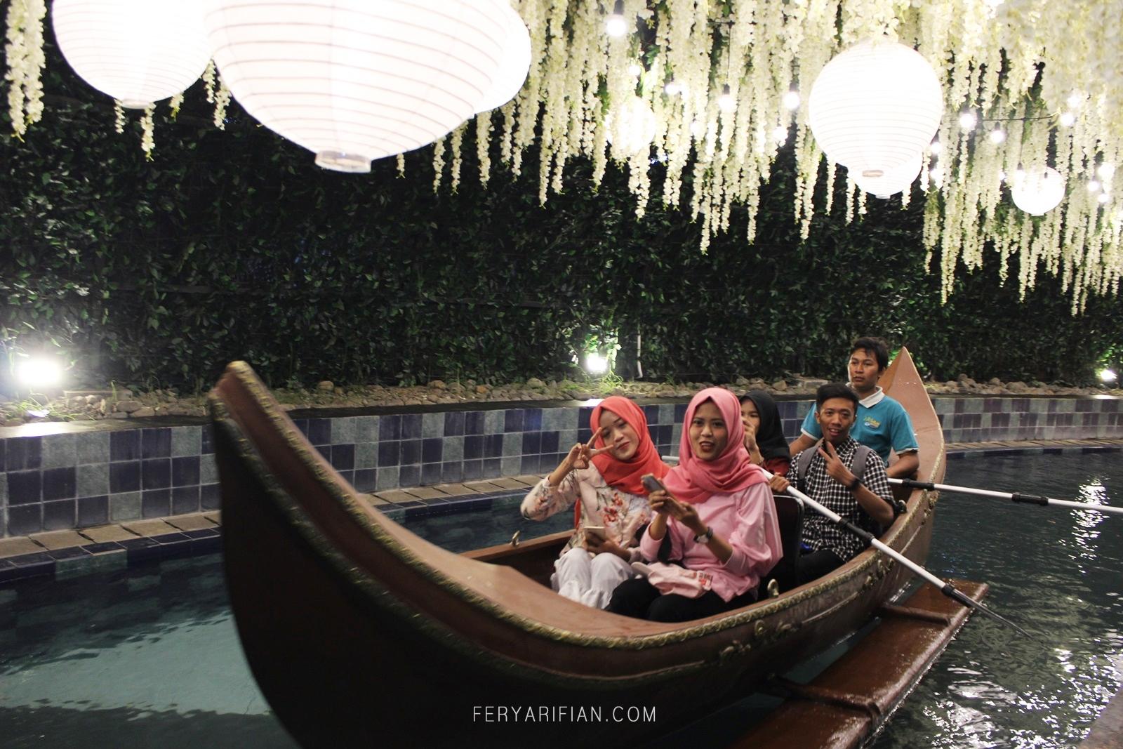 Seharian Di Hawai Waterpark Dan Malang Night Paradise Bareng Blogger Malang Fery Arifian