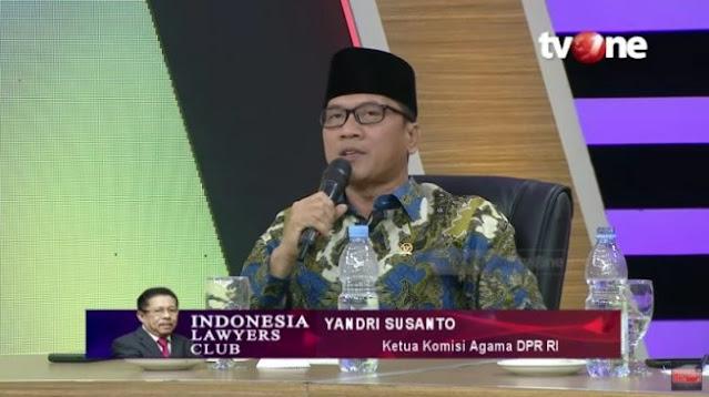 KPK Telusuri Dugaan Yandri Susanto Terima Kuota Paket Bansos