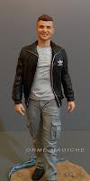 statuetta personalizzata modellino realistico scultura ragazzo fidanzato figlio modellino orma magiche