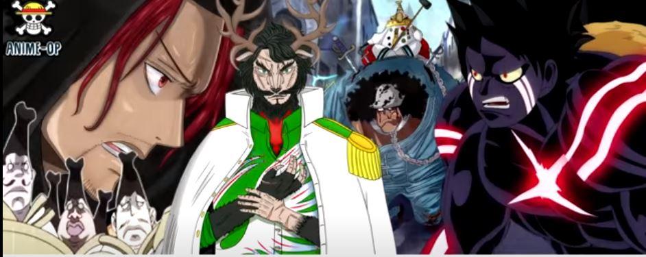 Musuh Terakhir Luffy Demi mendapatkan One Piece