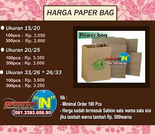 Pesan Tas Bungkus Parcel Custom di Surabaya