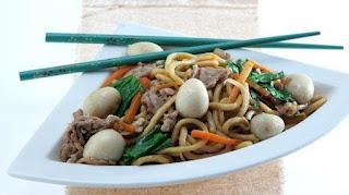 Mie Goreng Sukiyaki