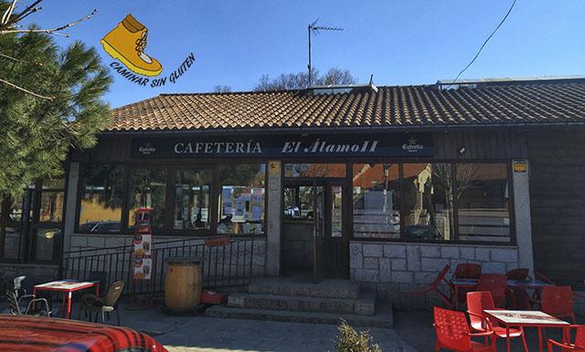 Cafetería Alamo II El Berrueco