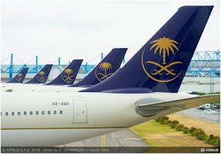 First A330-300 Regional to Saudi Arabian Airlines