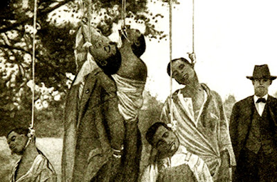 lynchings of blacks why whites southern states usa