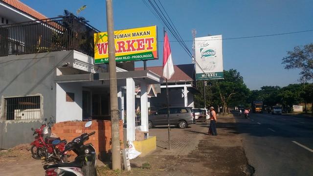 Rumah Makan Warket Tongas