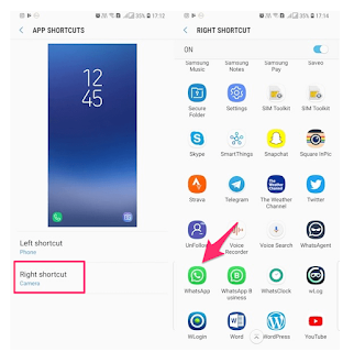 Cara Menambahkan Ikon Whatsapp ke layar terkunci di android
