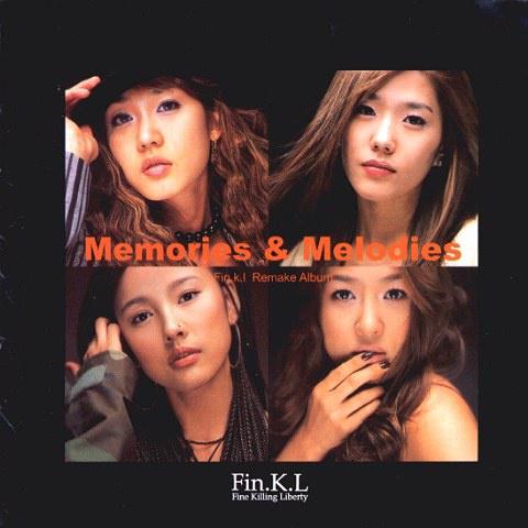 Fin.K.L – Vol.3.5 Memories & Melodies (Remake Album) (FLAC)