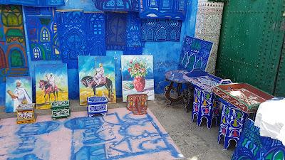 dipinti di assila