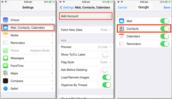 iPhone Contacts Recovery: How to Restore Contacts on iPhone