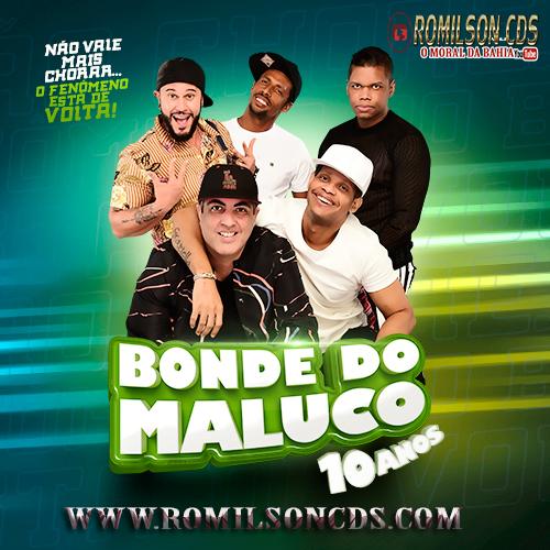 CD BONDE DO MALUCO 10 ANOS