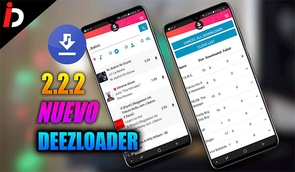DeezLoader 2.2.2