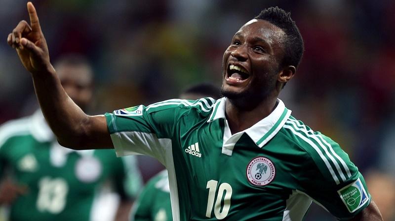 2018 Fifa World Cup - Nigeria