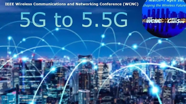 5G to 5.5G: Wireless Innovation Is An Endless Frontier.