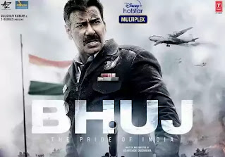 Bhuj The Pride of India Full Movie Download on TamilRockers Filmyzilla
