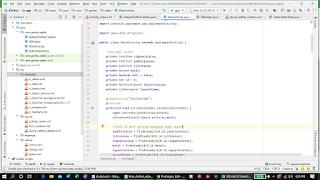 Conntoh menggunakan SQLite Database di Android