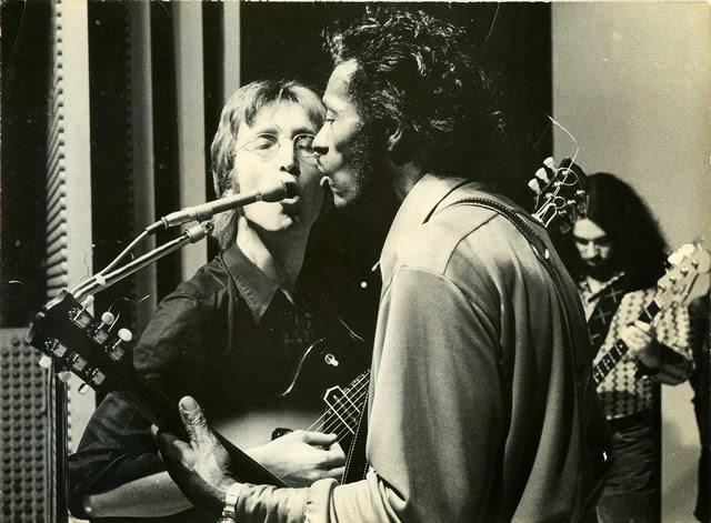 チャック・ベリー死去 ビートルズに与えた影響
