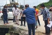 Polemik Banjir, Komisi I DPRD Manado Turlap ke Kelurahan Malendeng