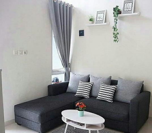 35 Sofa Minimalis Modern Untuk Ruang Tamu Kecil