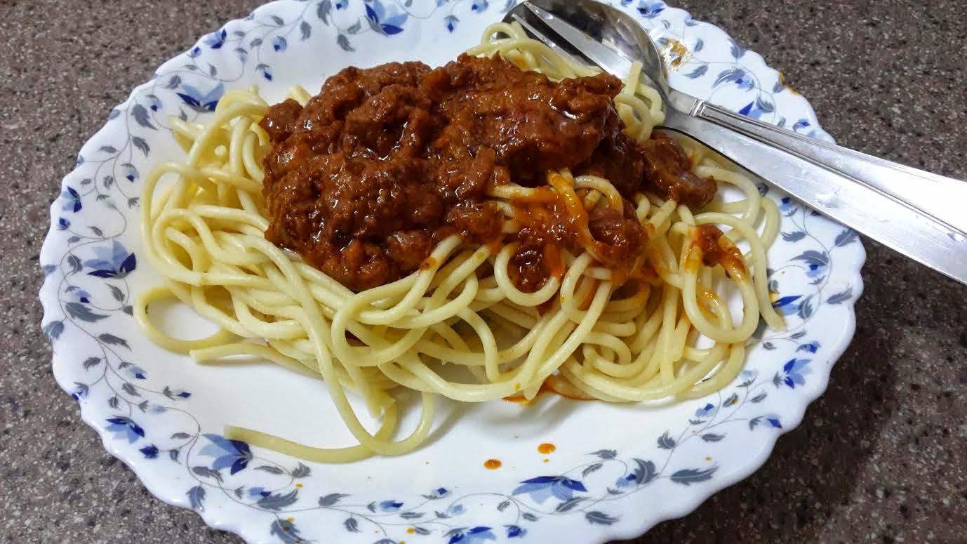 Resepi Spaghetti Bolognese Sate Kebab Daging