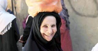 صفات الزوجة المصرية :)