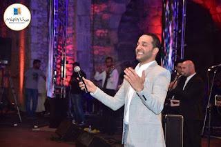 حفل فني استثنائي لنجم السوري والعربي حسين الديك في مهرجان ليالي قلعة دمشق