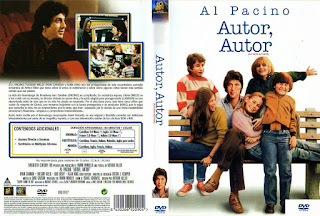 Carátula dvd: ¡Autor, autor! (1982) Author! Author!