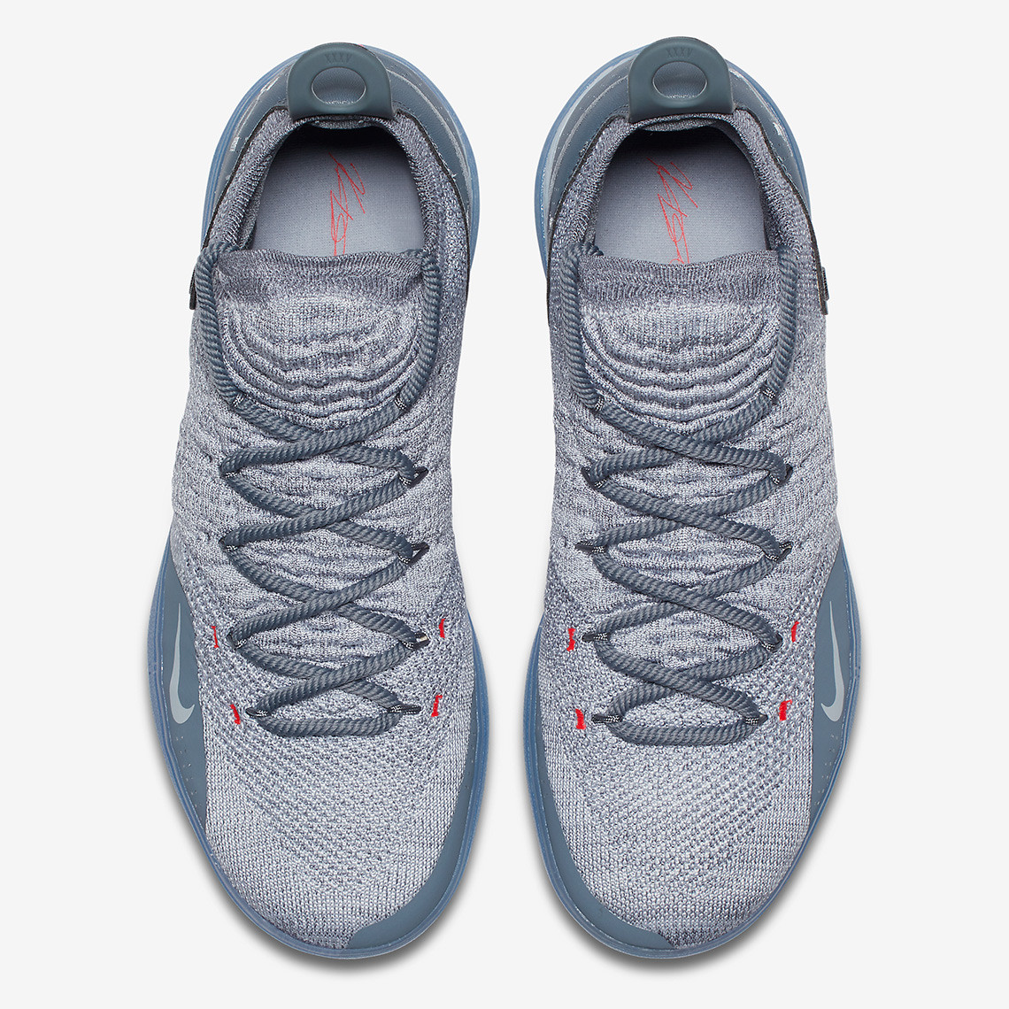 50dceee09374 Nike KD 11 Cool Grey drops this September
