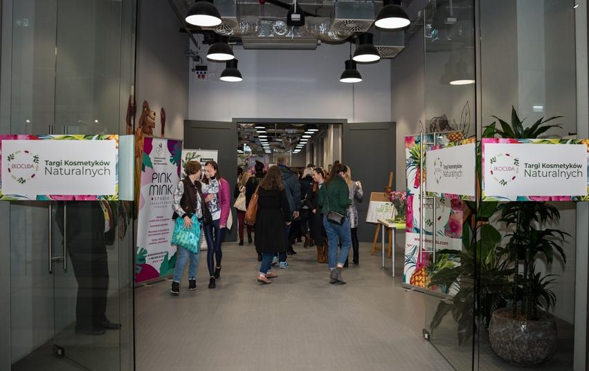 Targi Kosmetyków Naturalnych Ekocuda 2019 - Edycja Warszawa