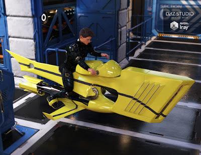 Jetbike Tiburon