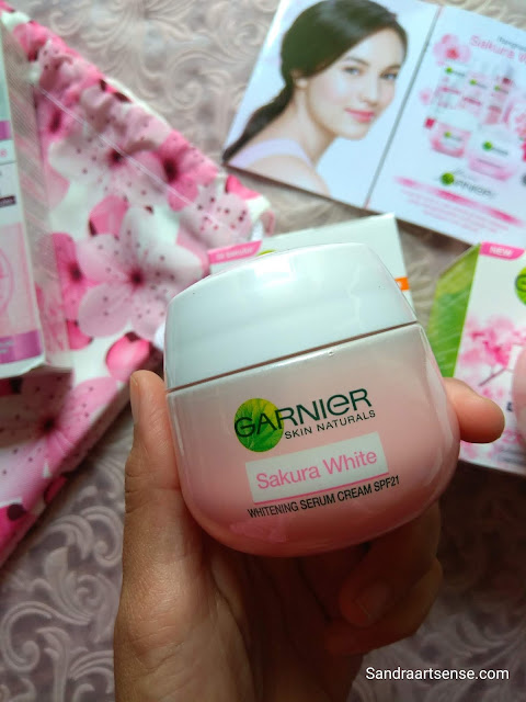 Sakura Serum Cream