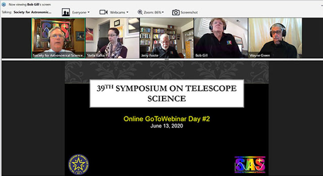 The 39th SAS Symposium is now online (Source: http://www.socastrosci.org/)