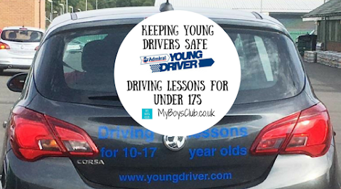 Keeping Young Drivers Safe – Driving Lessons for Under 17s (REVIEW)